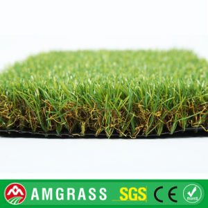 Landscape 40mm Height Four Color Hiqh Quality Artificial Grass pictures & photos