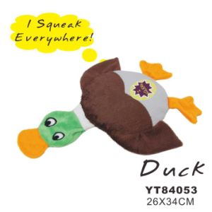 Squeaky Animal Toy, Custom Plush Dog Toy (YT84053) pictures & photos