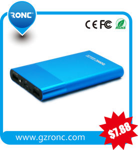 8000mAh Portable Power Bank Slim Mini Mobile Power Charger pictures & photos