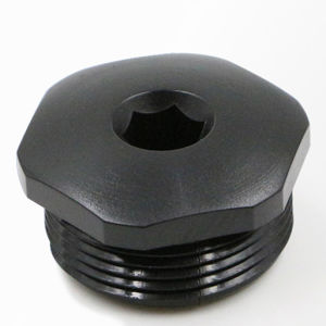 Hexagon Screw Plug for Pg Metric NPT Type Cable Gland pictures & photos