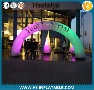 Custom Made with Your Logo Advertising Inflatable Arch for Race pictures & photos