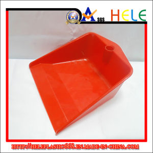Eco Friendly Cheap Househole Item Plastic Dustpan pictures & photos