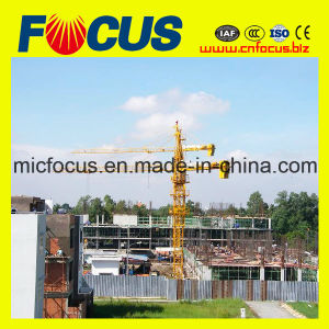 Good Quality Tower Crane with 6tons/10tons Max. Load pictures & photos