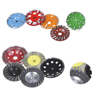 Efficient Grinding Diamond Cup Grinding Wheel pictures & photos