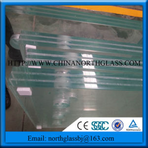 Multilayer Clear Laminated Glass Panel pictures & photos
