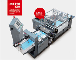 Book Cover Making Machine for liner Qnb-460b pictures & photos