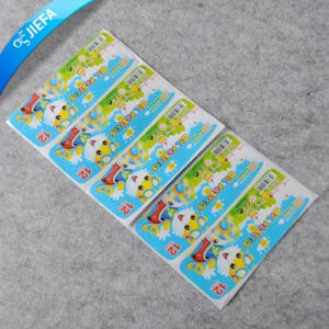 Factory Price New Design Labels Gum Paper Sticker pictures & photos