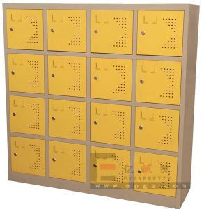 School Furniture Library Furniture Student Cabinet with Lock pictures & photos