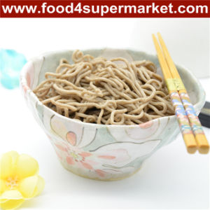 Japanese Instant Private Label Fresh Soba Noodle pictures & photos