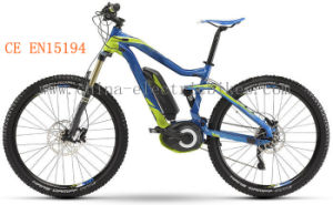 Mountain Electric Bikes with 3 Speed Inner Gear (SD-033) pictures & photos