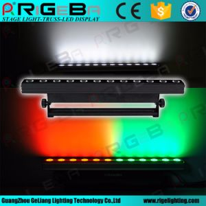 12LEDs 10W RGBW 4in1 Indoor LED Wall Washer Light pictures & photos