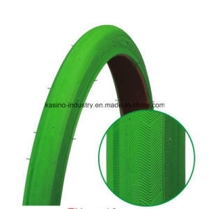 20X1.35 Superior Quality Colorful Bicycle Tire/Tyre with Competitive Price pictures & photos