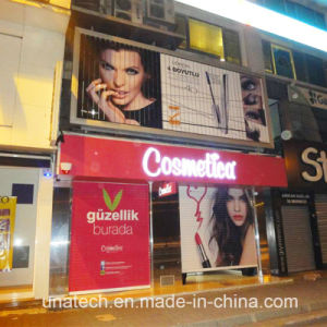 Advertising Outdoor Indoor Store Media Sliding Solid Prisma Billboard Rolling Signage pictures & photos