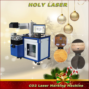 30W CO2 Marking Machine Newest Model From Holylaser pictures & photos
