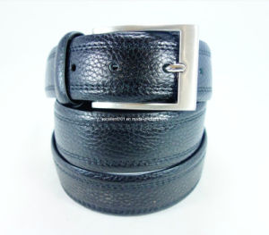 Fashionable Men Genuine Leather Belt (EUBL0065-35)