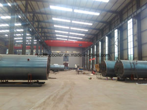 2017 Textile Industry Gas Fired/ Oil Fired Hot Water Boiler pictures & photos