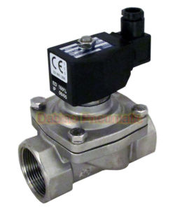 2s Series Stainless Steel Water Gas Solenoid Valve pictures & photos