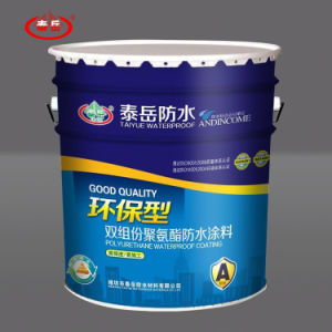Polyurethane Waterproof Coating/Roof Waterproof Coating with ISO 9001