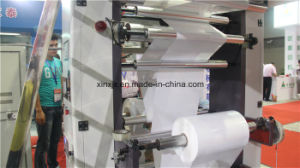 4 Color Gearless Flexographic Printing Machine 4 Color Flexo Printing Machine pictures & photos