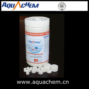 SDIC 60% 20g Tablet, Sodium Dichloroisocyanurate Pool Chlorine pictures & photos