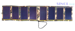 5.1V 800mA Outdoor Folding Solar Charger PV-Ff5.0 pictures & photos