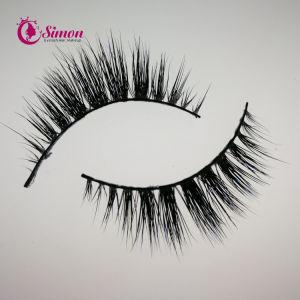 Hot Sale Mink Lashes with Customized Logo Box False Eyelash pictures & photos