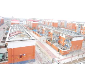 Prefab Steel Construction Ware House pictures & photos