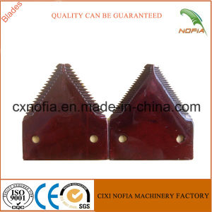 Grain Harvester Blade for John Deere/New Holand Spare Parts pictures & photos