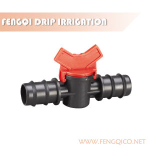 Plastic Irrigation Fittings Barbed Valve pictures & photos
