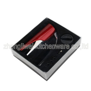 Deluxe Corkscrew Set (600901) pictures & photos