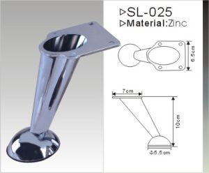 Metal Bed Leg, Sofa Fittings, Sofa Leg (SL-025) pictures & photos