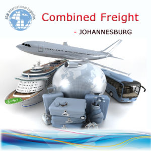 Sea Air Freight, Combined Transport to Johannesburg South Africa pictures & photos