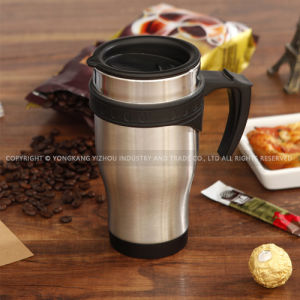 Stainless Steel Metal Travel Coffee Mug pictures & photos