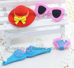 Children Toy Cute Shape Erasers/Rubber Shapes/Eraser Toys pictures & photos
