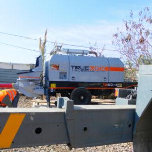 Stationary Concrete Pump Concrete Mixer pictures & photos