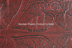 PVC Leather No. Ht092 pictures & photos