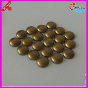 Hot Fix Copper Studs for fashion Clothes, Shoes and Bags pictures & photos