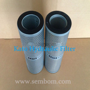 High Performance Hydraulic Oil Filter for Kato Excavator/Loader/Bulldozer pictures & photos