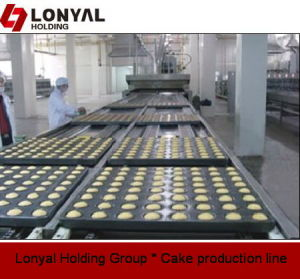 Full-Automatic Sandwich Production Line