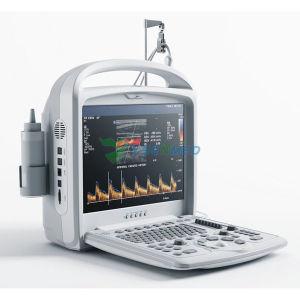Ysb-V3 Medical 2D Portable Color Doppler Ultrasound System pictures & photos