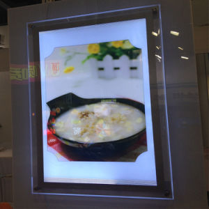 Crystal Light Box LED Advertising Light Box pictures & photos