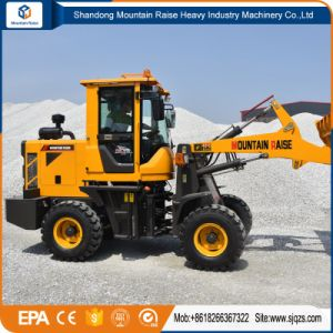 Low Price Light 1.0t Mini Loader (1000kg) pictures & photos