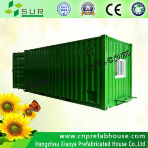 Shipping Fashionable Luxury Modular Prefabricated House with Laminated Floor pictures & photos