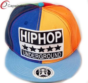 6 Panel of Different Colors of Hip-Hop Baseball Cap (05010) pictures & photos