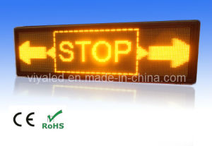 LED Moving Sign for Bus