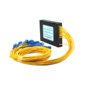 PLC Splitter Module for FTTH 1*2 PLC FC/Upc pictures & photos