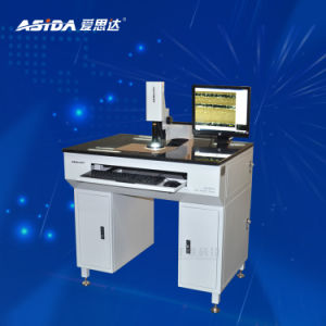 Line Width Tester for Measuring Upper and Bottom Line Width After Etching Process for Pcbs pictures & photos