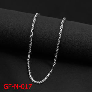 Fashion Silver Stainless Steel Necklace pictures & photos