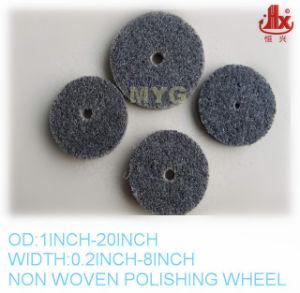 Mini Size Non Woven Polishing Wheel pictures & photos