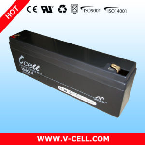 12V2.2ah Vcell 12V Lead Acid Battery